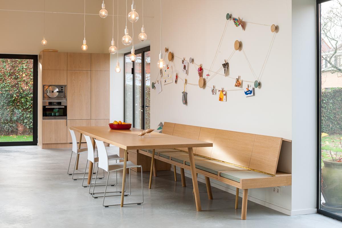 Houten Keuken Fineer : Hint Projecten